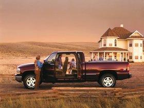 Ver foto 5 de Chevrolet Silverado Z71 Extended Cab 2002
