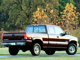 Ver foto 3 de Chevrolet Silverado Z71 Extended Cab 2002