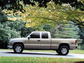 Ver foto 2 de Chevrolet Silverado Z71 Extended Cab 2002
