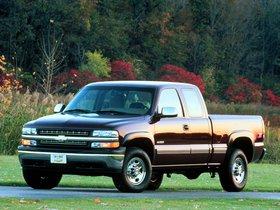Fotos de Chevrolet Silverado Z71 Extended Cab 2002