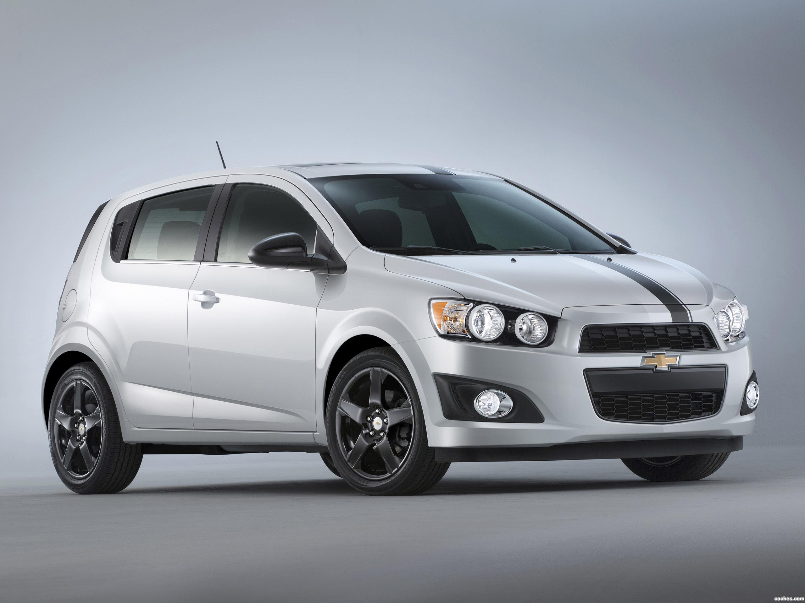Foto 0 de Chevrolet Sonic Accessories Concept 2014
