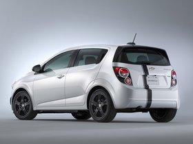 Ver foto 2 de Chevrolet Sonic Accessories Concept 2014