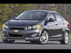 Ver foto 4 de Chevrolet Sonic Dusk 2013