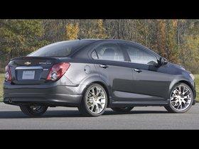 Ver foto 3 de Chevrolet Sonic Dusk 2013