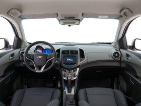 Ver foto 6 de Chevrolet Sonic Effect 2013