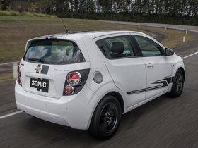 Ver foto 5 de Chevrolet Sonic Effect 2013