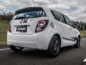 Ver foto 4 de Chevrolet Sonic Effect 2013