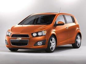 Ver foto 1 de Chevrolet Sonic Hatchback 2011