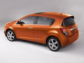 Ver foto 6 de Chevrolet Sonic Hatchback 2011