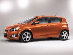 Ver foto 5 de Chevrolet Sonic Hatchback 2011