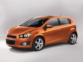 Ver foto 4 de Chevrolet Sonic Hatchback 2011