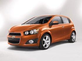 Ver foto 3 de Chevrolet Sonic Hatchback 2011
