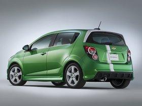 Ver foto 2 de Chevrolet Sonic Performance Concept 2014