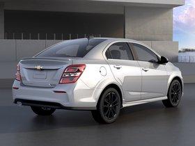 Ver foto 2 de Chevrolet Sonic Premier Sedan USA 2016