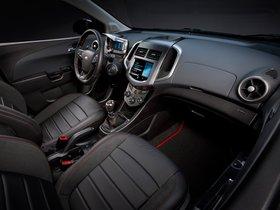 Ver foto 3 de Chevrolet Sonic RS 2012