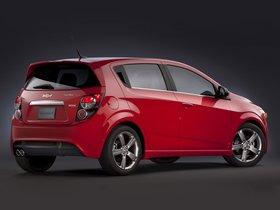 Ver foto 2 de Chevrolet Sonic RS 2012