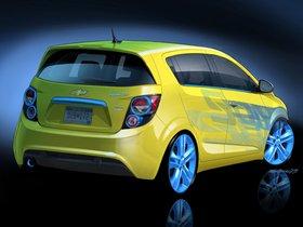 Ver foto 2 de Chevrolet Sonic RS Performance Concept 2013