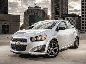 Ver foto 3 de Chevrolet Sonic RS Sedan 2014