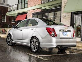Ver foto 2 de Chevrolet Sonic RS Sedan 2014