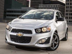 Ver foto 1 de Chevrolet Sonic RS Sedan 2014