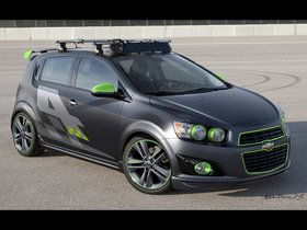 Ver foto 3 de Chevrolet Sonic Ricky Carmichael All Activity Concept 2013