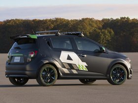 Ver foto 2 de Chevrolet Sonic Ricky Carmichael All Activity Concept 2013