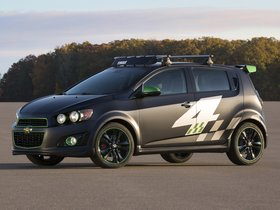Ver foto 1 de Chevrolet Sonic Ricky Carmichael All Activity Concept 2013