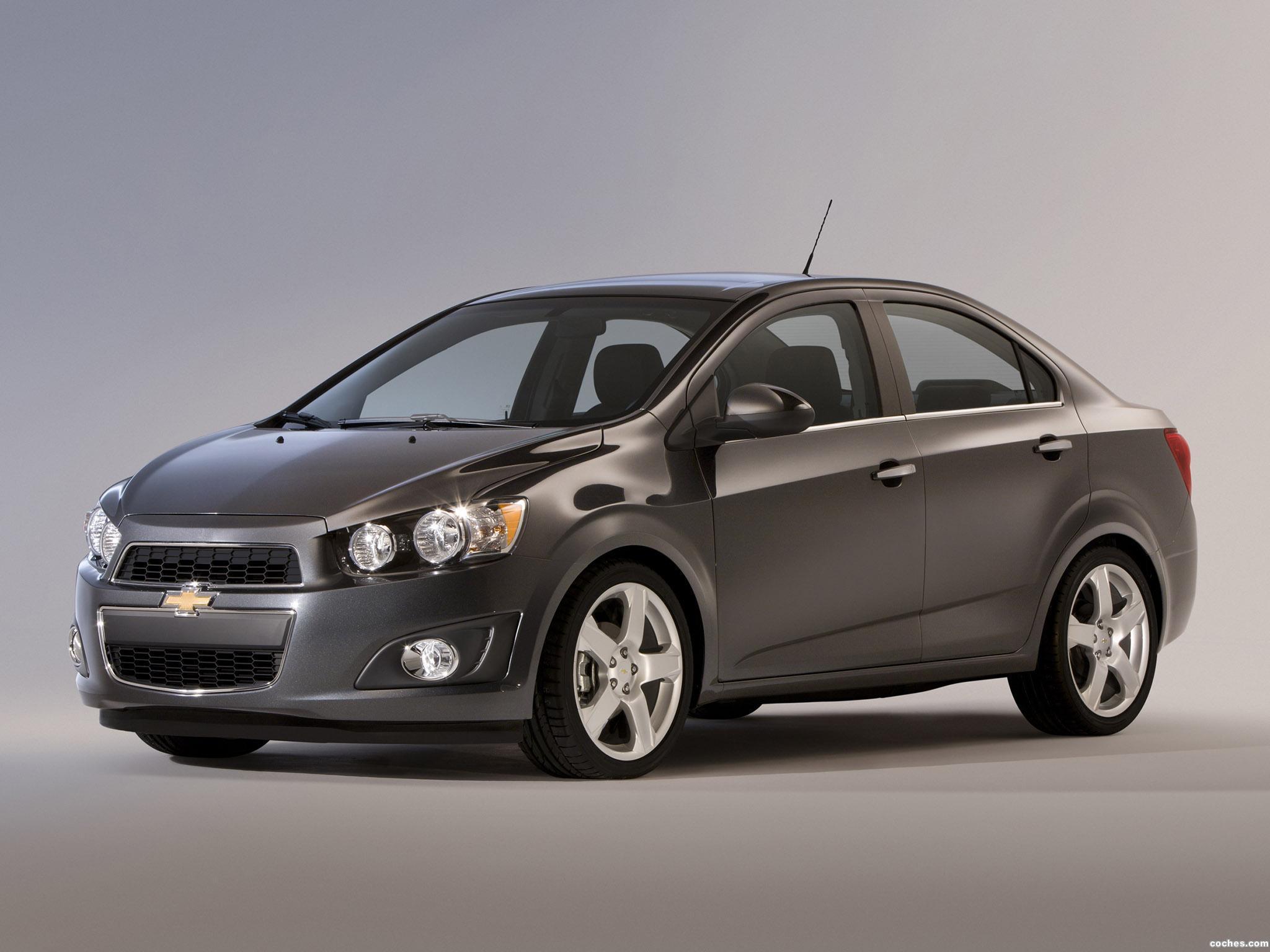 Foto 0 de Chevrolet Sonic Sedan 2011