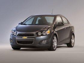 Ver foto 3 de Chevrolet Sonic Sedan 2011