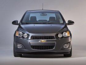 Ver foto 2 de Chevrolet Sonic Sedan 2011
