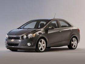 Ver foto 1 de Chevrolet Sonic Sedan 2011