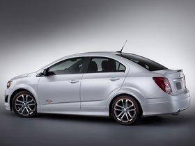 Ver foto 2 de Chevrolet Sonic Z-Spec 2.5 Concept 2012