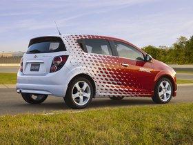 Ver foto 4 de Chevrolet Sonic Z-Spec Color Out Package 2011