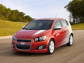 Ver foto 3 de Chevrolet Sonic Z-Spec Color Out Package 2011