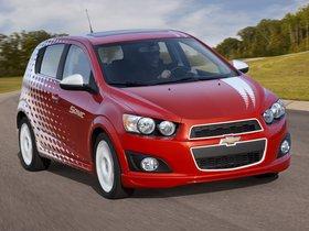 Ver foto 2 de Chevrolet Sonic Z-Spec Color Out Package 2011