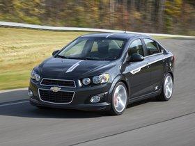 Ver foto 2 de Chevrolet Sonic Z-Spec Sedan Concept 2011