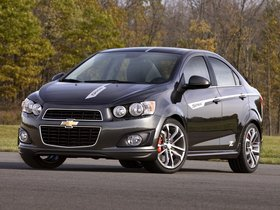 Ver foto 1 de Chevrolet Sonic Z-Spec Sedan Concept 2011