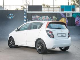 Ver foto 4 de Chevrolet Sonic Black & White UK 2014