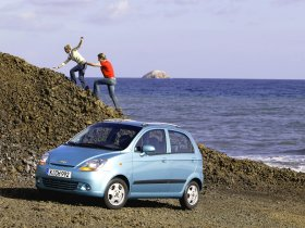 Ver foto 4 de Chevrolet Spark 2005