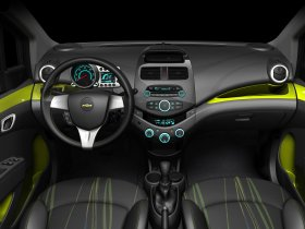 Ver foto 4 de Chevrolet Spark 2009