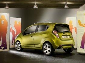 Ver foto 3 de Chevrolet Spark 2009