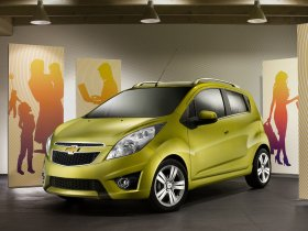 Ver foto 1 de Chevrolet Spark 2009