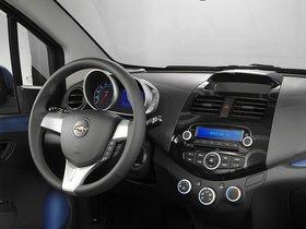 Ver foto 2 de Chevrolet Spark Bubble M300 2013
