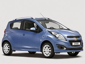 Fotos de Chevrolet Spark Bubble M300 2013