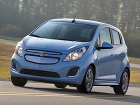 Fotos de Chevrolet Spark EV 2013