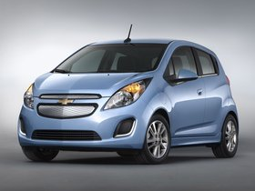 Ver foto 6 de Chevrolet Spark EV 2013