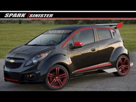 Fotos de Chevrolet Spark Sinister Concept 2012