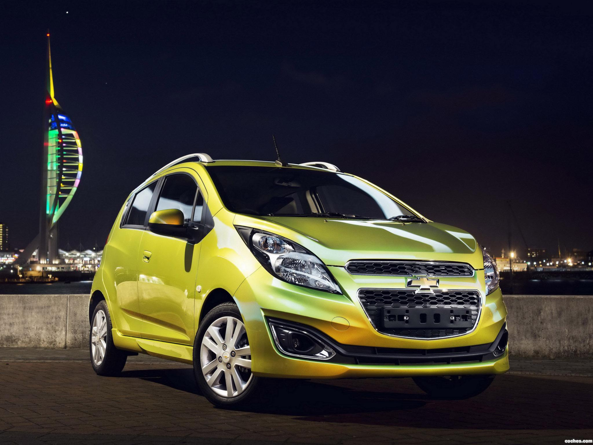 Foto 0 de Chevrolet Spark UK 2013