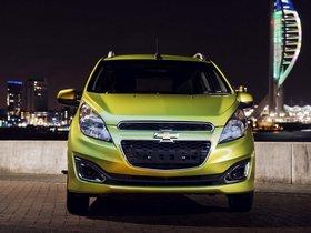 Ver foto 5 de Chevrolet Spark UK 2013