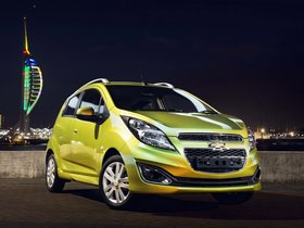 Fotos de Chevrolet Spark UK 2013